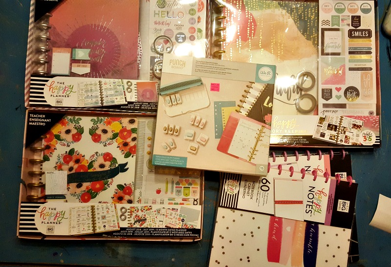 The Happy Planner = Planner Bliss! ~ Teadoddles